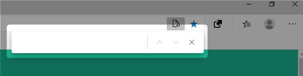 【windows10・Edge】閲覧しているページ内にある、特定の言葉を見つけ出す方法(ページ内の検索)