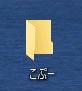 【windows10】好きな写真画像を、フォルダのアイコンにする方法。