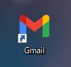 Gmailのショートカットアイコン